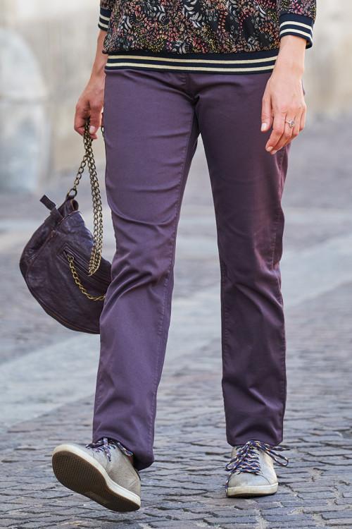 Pantalon figue