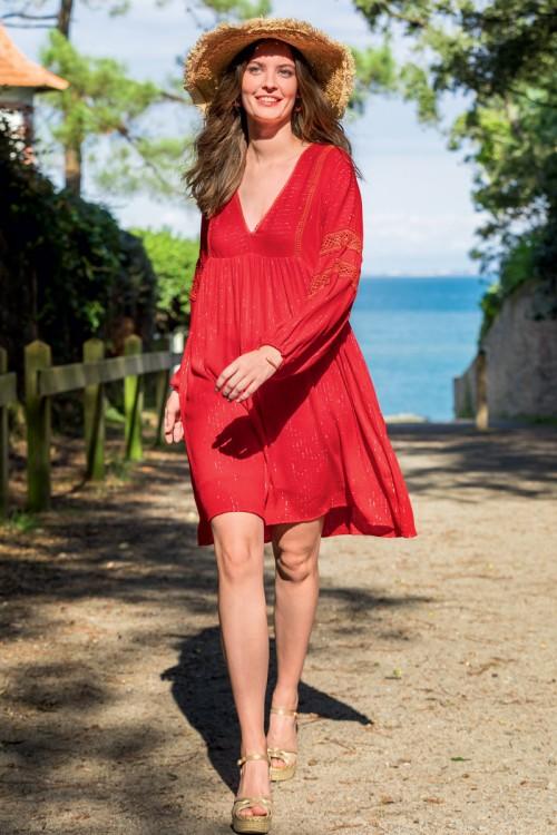 Robes Femmes Achat En Ligne L Atelier De Louise