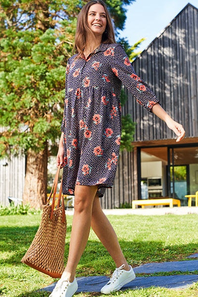 Robe style casual